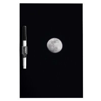 Moon Shot Dry Erase Board