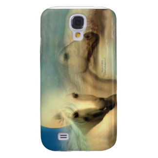 Moon Sisters Art Case for iPhone 3 Galaxy S4 Case