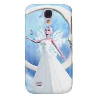 Moon Sky Fairy iPhone 3 Case