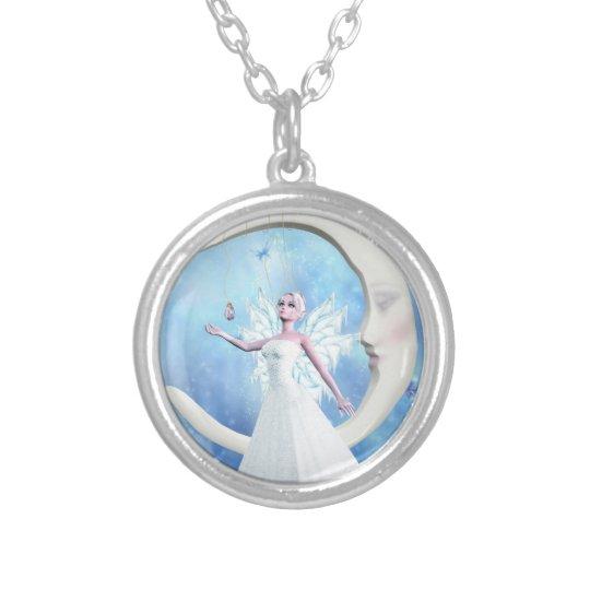 Moon Sky Fairy Necklace