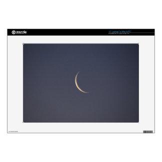 Moon Sliver Laptop Skins