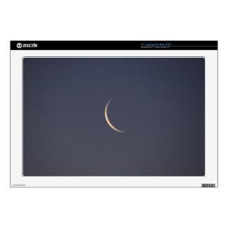 """Moon Sliver Skin For 17"""" Laptop"""
