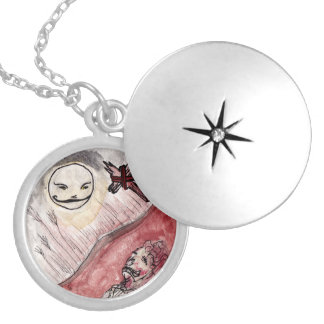 Moon Smiling at Corpse Custom Jewelry
