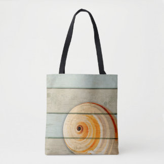 Moon Snail Tote Bag