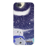 Moon Snow iPhone Case iPhone 5/5S Cover