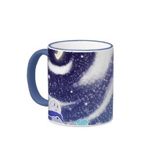 Moon Snow Mug