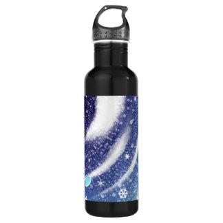 Moon Snow Water Botter Stainless Steel Water Bottle