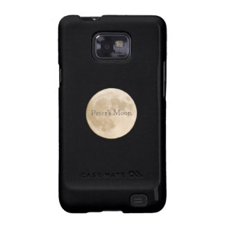 Moon Solitude Samsung Case-Mate Case Samsung Galaxy SII Covers