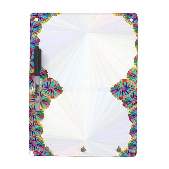 Moon Sparkle Border Dry-Erase Board