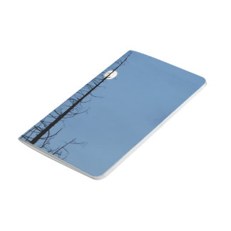 Moon Speared By Tree Journal