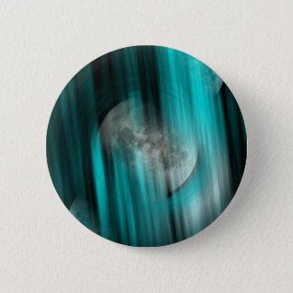 Moon Sphere Pinback Button