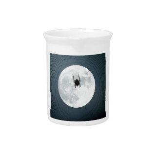 Moon spider pitcher