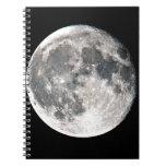 Moon Spiral Anteckningsböcker