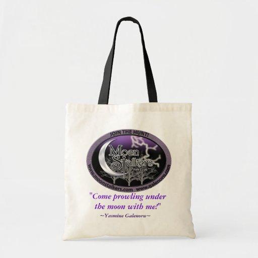 Moon Stalkers Fan Club Bag #2