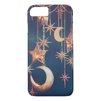 Moon & Stars iPhone 7 Case