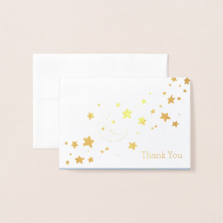 Moon & Stars Note Card Set