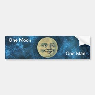 Moon Sticker by Pâtisseries Poétique de Muse