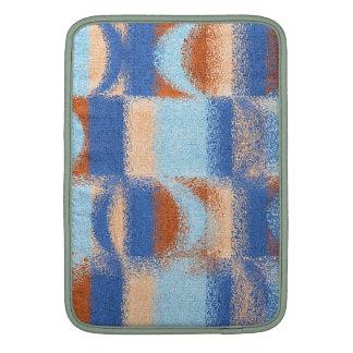 Moon Stripes Fade Pattern MacBook Sleeve