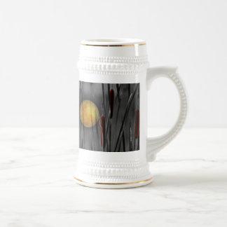 Moon Struck Beer Stein