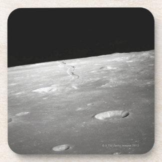 Moon Surface and Horizon 2 Coaster