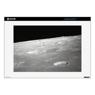 Moon Surface and Horizon 2 Decals For Laptops