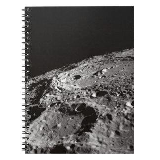 Moon Surface and Horizon Journal