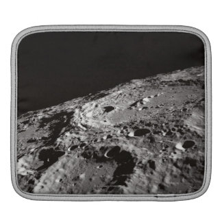 Moon Surface and Horizon Sleeve For iPads