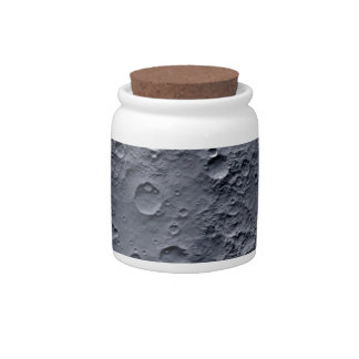 Moon Surface Candy Jars