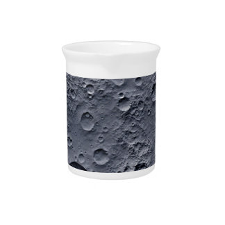 Moon Surface Drink Pitcher
