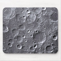 moon, surface, funny, photography, space, cool, craters, moon surface, geek, dream, lunar, universe, moon dream, science, grey, planet, mousepad, Mouse pad com design gráfico personalizado