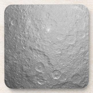 Moon Surface Texture Coaster