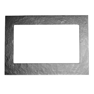 Moon Surface Texture Magnetic Photo Frame