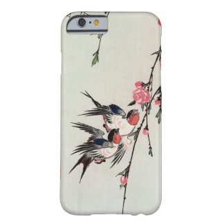 Moon, Swallows and Peach Blossoms iPhone 6 case
