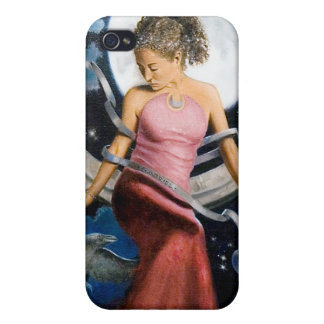 Moon Tarot Cases For iPhone 4