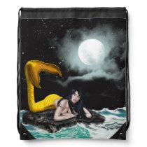 Moon Tide Mermaid Backpack