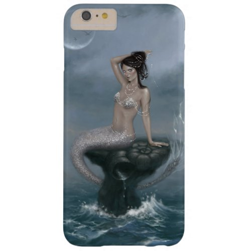 Moon Tide Mermaid iPhone 6 Plus Case Phone Case