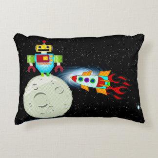 Moon Walk Decorative Pillow