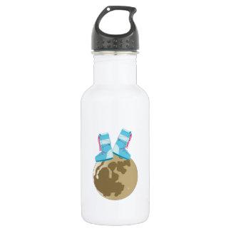 Moon Walk 18oz Water Bottle