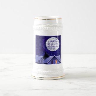 Moon Watch Beer Stein
