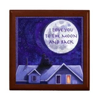 Moon Watch Jewelry Box