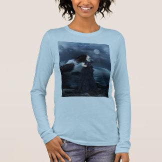 Moon Watcher Long Sleeve T-Shirt