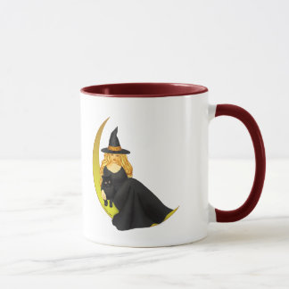 Moon Witch combo mug