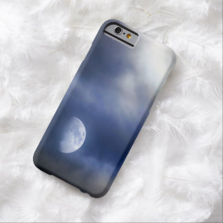 Moon with clouds barely there iPhone 6 case