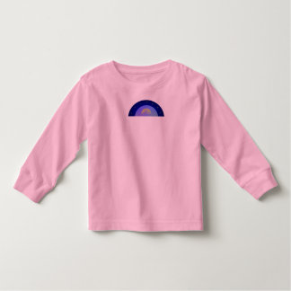 MOON WITH STARS TODDLER T-SHIRT