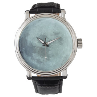 Moon Wrist Watch