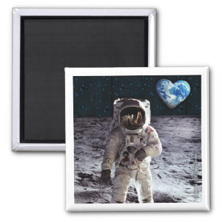 Moonage Daydream Magnet