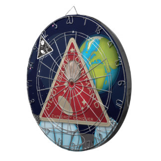 Moonbase Dart Boards