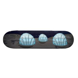 Moonbase Skateboard Deck