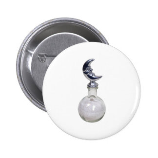MoonBeamsInJar110709 copy Pinback Button