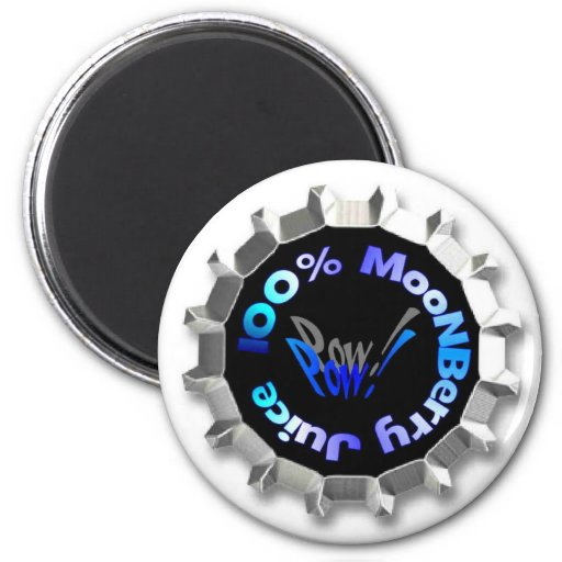 MooNberry Juice Magnet